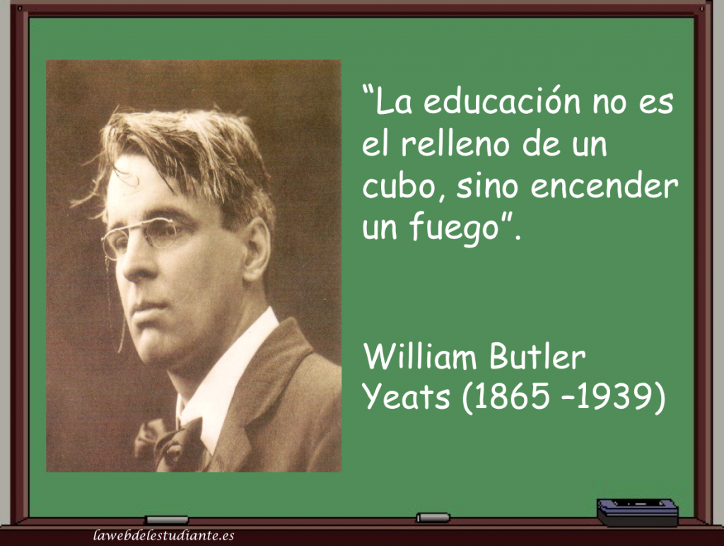 William Butler Yeats Lawebdelestudiante1