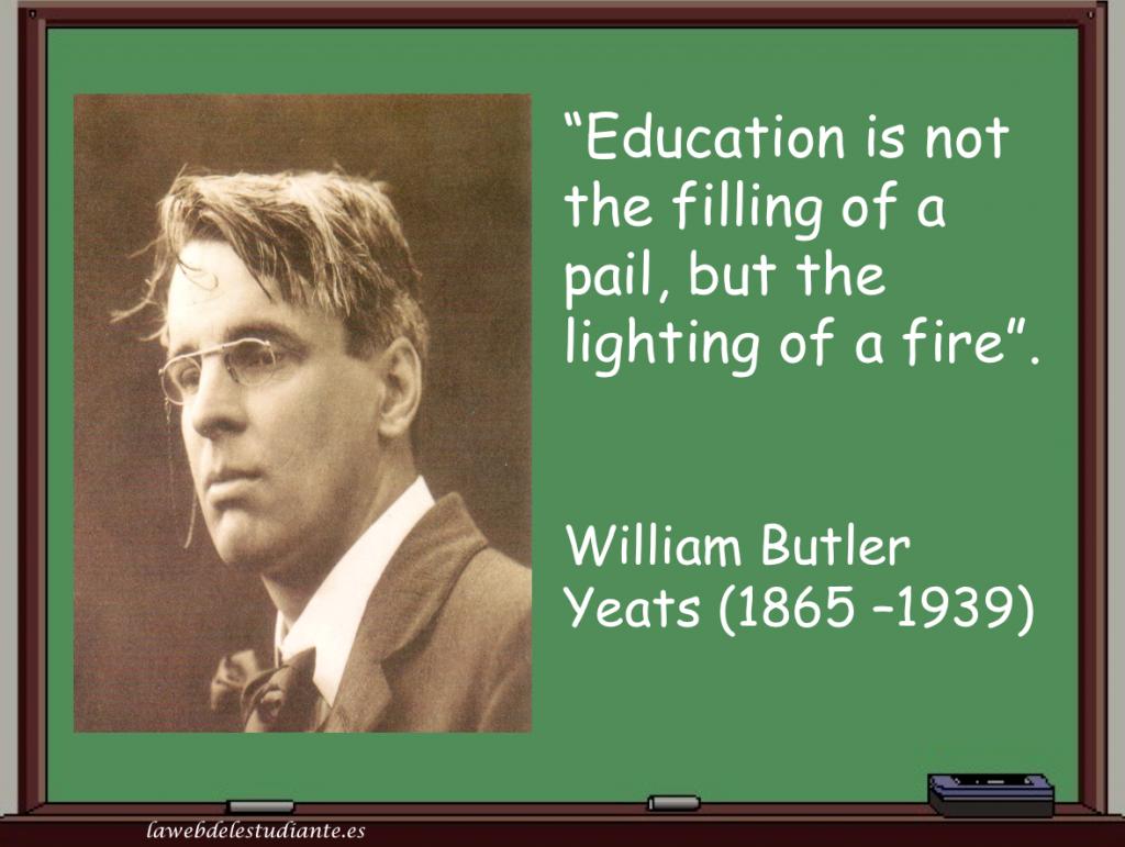 William Butler Yeats Lawebdelestudiante2