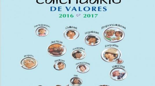 nuevo-calendario-de-valores-2016-2017-imprimir-pdf
